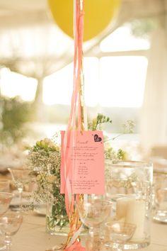 ADORO: Decoração casamento // Wedding decoration detail