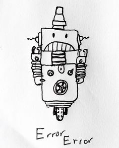By Cassia robot drawing