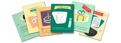 Nerdy Words: Greeting Cards For Science Geeks
