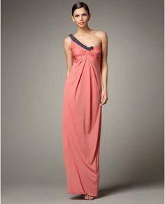 dress by Vera Wang