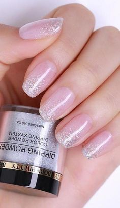 41 of the Most Incredible Nails You've Ever Witnessed nails ideas short Cute Acrylic Nails, Cute Nails, Gel Nails, Trendy Nail Art, Stylish Nails, Colorful Nail Designs, Nail Art Designs, Milky Nails, Multicolored Nails