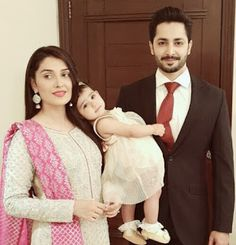 Taimoor close relatives, I mean the Danish Taimoor and Ayeza Khan is popular among all other celebrity associates of family members members in our media industry.