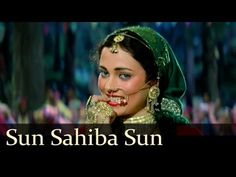 Sun Saiba Sun - Mandakini - Rajiv Kapoor - Ram Teri Ganga Maili - Bollywood Hit Love Songs [HD] - YouTube