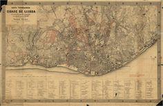 Mapa Lisboa