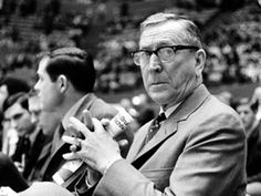 John Wooden - a real motivator! A Coaches number one job is to motivate there team. Give your athletes encouragement and they will be motivated to be successful.