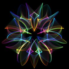 Mandala 2 | Flickr - Photo Sharing! This is what I saw my first acid trip after closing my eyes!