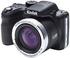 Kodak Pixpro Astro Zoom Bridge Camera Home - Macy's Kodak Pixpro, Kodak Camera, Nikon, Canon Eos, Wifi, Appareil Photo Reflex, Bridge Camera, Simple Camera, Amazing