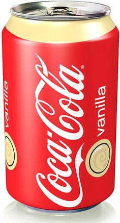 Vanilla Coke 2013