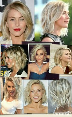 10 Best Ideas About Julianne Hough Short Hairstyles To get the best look of you and your hair at any Bob Hairstyles For Thick, Curled Hairstyles, Shirt Bob Hairstyles, Bob Hair Updo, Chin Length Hairstyles, Belliage Hair, Easy Hairstyles, Medium Hair Styles, Short Hair Styles