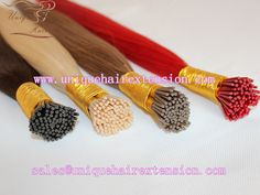 The best quality fusion hair extensions, double drawn and triple drawn with factory price. I tip, U tip, V tip, Flat tip.etc the hair very soft, tangle free no shedding, many fashion color you can choose, also can produce your own color ring. our factory main products are tape in extensions, clip in extensions, hand tied wefts, machine weft, keratin hair.etc we can produce different quality for you, contact us to get your wholesale price. sales@uniquehairextension.com Whatsapp… Keratin Hair Extensions, Fusion Hair Extensions, Tape In Extensions, Color Ring, Peruvian Hair, Unique Hairstyles, Fashion Colours, Brazilian Hair, Good Things