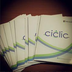Carpetas de presentación para CICLIC.