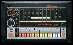 Roland TR-808 (You Gotta Have One Of These, If You Have A Studio)