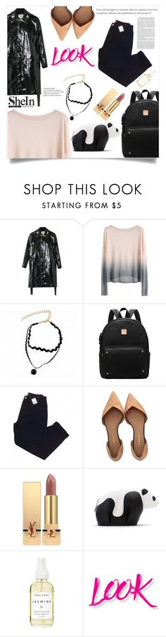 """The New Class"" by violet-peach ❤ liked on Polyvore featuring Urban Outfitters, 3.1 Phillip Lim, Yves Saint Laurent, Loewe, Herbivore and NYX"