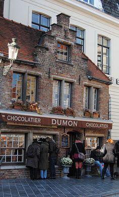 Mes bonnes (et moins bonnes adresses) à Bruges