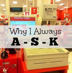Always ask at the #checkout to see if you can #savemoney! This #mom shares her #tips for getting even more #savings at the cash register. #moneysavingtips