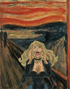 Black Canary - The Scream