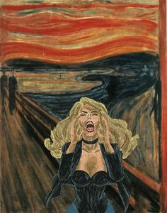 Black Canary - The Scream