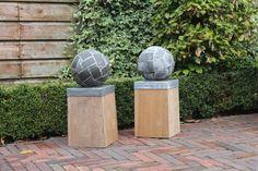 Loden bollen,  ongeveer 60 cm