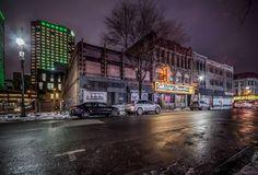 Saint Lauent Boulevard Montreal Montreal, Attraction, Times Square, Saints, Saint Laurent, Travel, Santos, Trips, Yves Saint Laurent