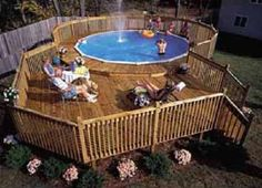 Above+Ground+Pools+Decks+Idea | Deck Ideas for Above Ground Pool Around 300x217 Deck Ideas for Above ...