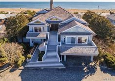 207 Dune Rd, Westhampton Beach, NY 11978 -  $10,500,000 Home for sale, House images, Property price, photos