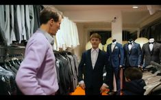 """theroyalchildren: Prince Felix and Prince Joachim in a documentary about Prince Joachim, """"Den anden Prins"""", 2017"""