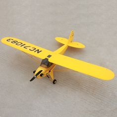 Dynam 1.25M Piper J3 Cub RC Airplane SRTF Model ESC Propeller Motor Battery  Price: 369.00 & FREE Shipping  #tech|#electronics|#gadgets|#lifestyle Piper J3 Cub, Electronic Parts, Natural Disasters, Cubs, Electronics Gadgets, Tech Gadgets, Free Shipping, Model, Planes