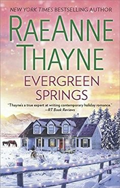 Evergreen Springs (Haven Point, Book Three) By Raeanne Thayne