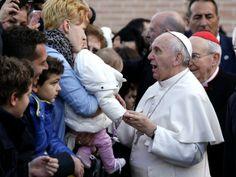 Papa Francisco visitou paróquia de Roma e advertiu que «as palavras matam»   Secretariado Nacional da Pastoral da Cultura