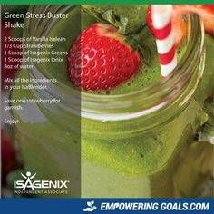 Amazing protein shake recipes by Isagenix. Learn how the amazing Isalean Shake can fuel you with 24 grams of indentured protein as well as needed vitamins and minerals to make a complete meal replacement shake that tastes amazing Protein Shake Recipes, Protein Shakes, Whey Recipes, High Protein, Drink Recipes, Smoothie Recipes, Healthy Diet Plans, Healthy Snacks, Healthy Eating