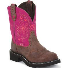 L9973 Womens Gypsy Western Justin Boots