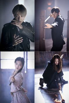 Lee Hyun Woo and Seo Ye Ji Lead the Martial Arts Students in Poster and Action Stills for Moorim School | A Koala's Playground The drama takes over for Oh My Venus and starts the second week of January 2016