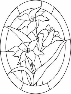 Glass Painting Patterns, Stained Glass Patterns Free, Glass Painting Designs, Stained Glass Quilt, Stained Glass Flowers, Faux Stained Glass, Stained Glass Designs, Stained Glass Panels, Stained Glass Projects