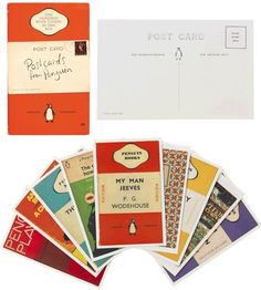 Penguin Postcards. I've ordered this today :)