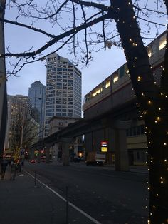 Downtown Seattle in Seattle, WA