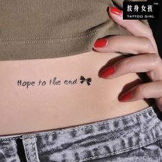 Aliexpress.com : Buy Tattoo stickers waterproof Women letter love smile tattoo from Reliable sticker tattoo suppliers on TGLOE. $8.51