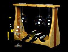 Wine Steward - by Tim Marko @ LumberJocks.com ~ woodworking community