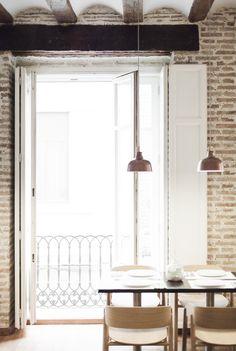 Oslo restaurant - Valencia, Spain - 2014 - Borja Garcia Studio and Laura Ros #design #restaurant