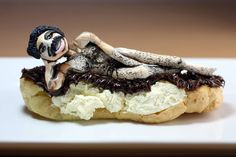 The Burt Reynolds Eclair… You're Welcome, Ladies