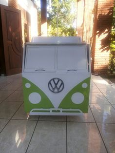 "VW Combi Dakota 2014 ""Baby Bed"" made by my self, Special for my Baby"