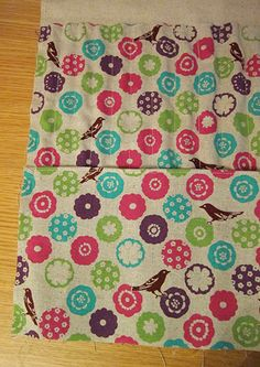 Great tutorial! Mine turned out great! - Knitting Needle Case - Tutorial | Guthrie & Ghani