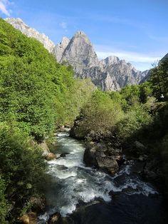 Picos de Europa - Desde León