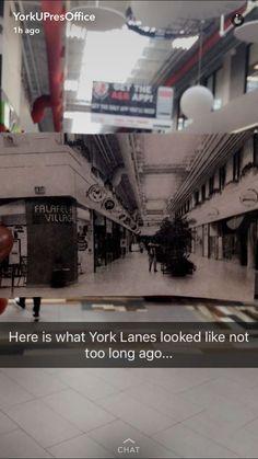Throwback to York Lanes York University, Ontario, Toronto