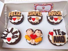 Cupcakes amor