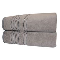 Enchante Brook 100-percent Fine Turkish Cotton Bath Towel (Set of 2) - Overstock™ Shopping - Top Rated Bath Towels