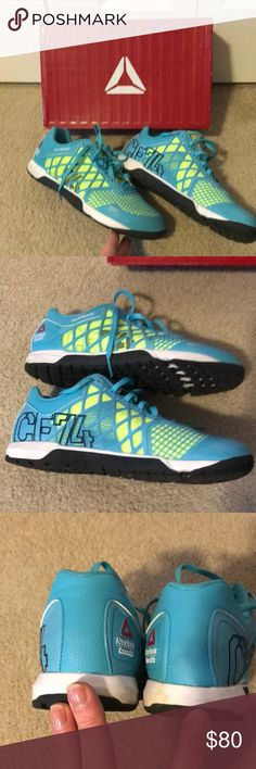 39d4a260436 Reebok CrossFit Nano 4.0 Reebok CrossFit Nano 4.0 size 7. Only used a  couple times