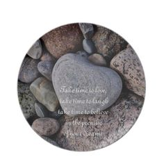 Choose from a great selection of Heart plates ranging from dinnerware to license plates for you car. Browse our pre-existing designs or create your own on Zazzle today! Stone Heart, Make And Sell, Hearts, Plates, Beautiful, Licence Plates, Dishes, Griddles, Dish