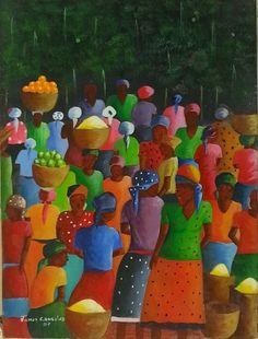 Carrie Art Gallery - James Casseus - 3007, USD150.00 (http://www.carrieartgallery.com/james-casseus-3007/)