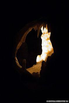 Grotte di #Frasassi: particolare
