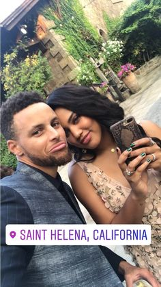 The Currys: Photo Stephen Curry Wife, Stephen Curry Ayesha Curry, Stephen Curry Family, The Curry Family, Celebrity Couples, Celebrity Pictures, Stefan Curry, Black Celebrities, Celebs